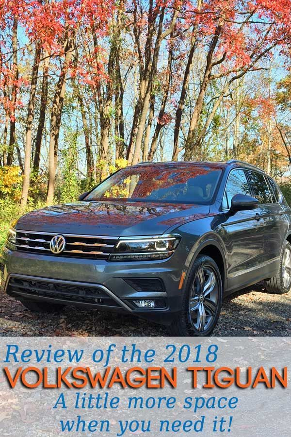2018 Volkswagen Tiguan Review Agirlsguidetocars Compact Suv Volkswagen Road Trip Car Compact Suv