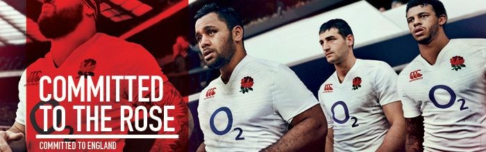 Committed to the Rose, Committed to England. #RFU #Rugby
