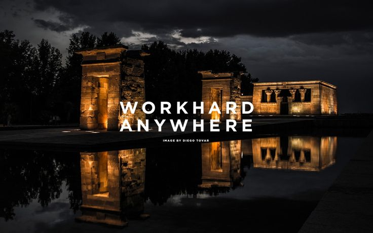 Templo Debod Madrid - Work Hard Anywhere | WHA — Laptop-friendly cafes and spaces. (Wifi, outlets, seating, and more)