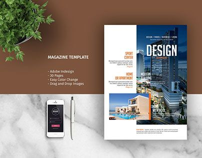 "Check out new work on my @Behance portfolio: ""Magazine Template"" http://be.net/gallery/52594243/Magazine-Template"