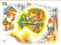 Gallery.ru / Фото #5 - Lars_Carlsson (рождественские гномы ) - sampo-plus
