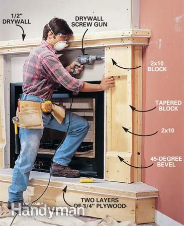 How to Install a Gas Fireplace
