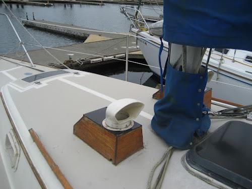 ODay 31 deck31 Decks, Oday 31