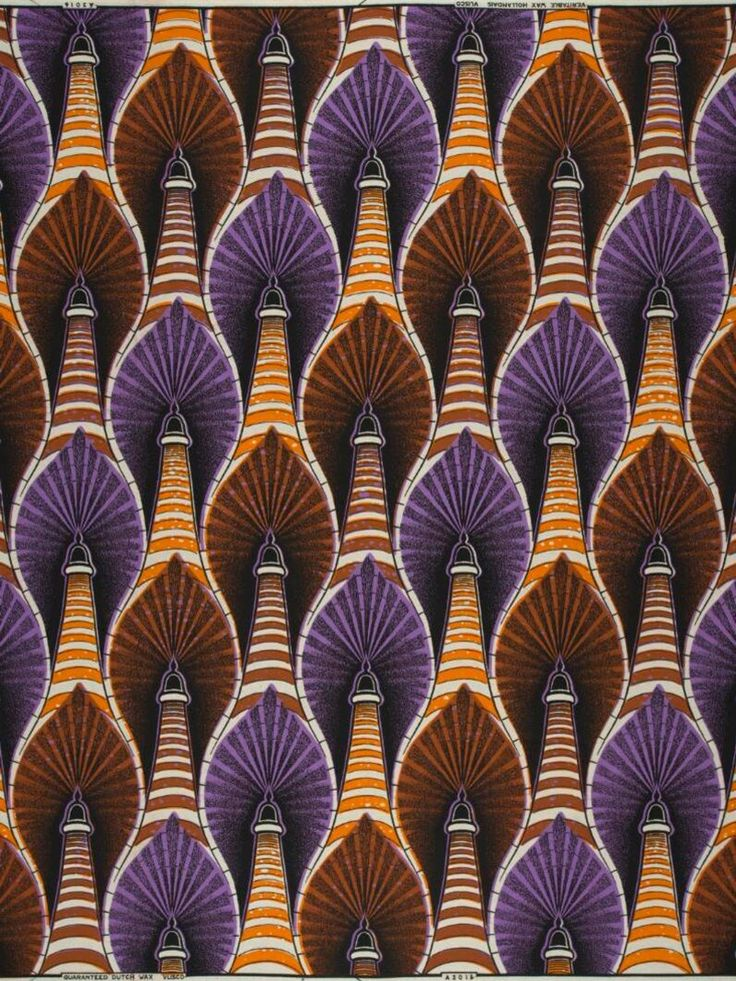 This print reminds me of  the ones that we would find on african wax fabrics  I love the colors