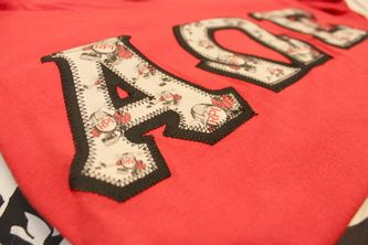 DIY Greek Letter Shirts/Sweatshirts - they look store-bought!