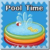 New Pool Time Preschool Unit