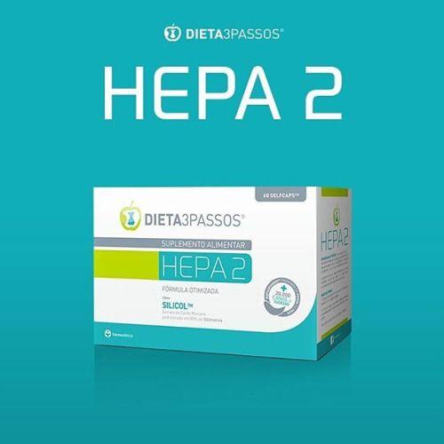 Desintoxique-se dos excessos de Natal com o auxílio de DIETA3PASSOS® HEPA 2. Este é um suplemento alimentar que contém um extrato padronizado em 80% de silimarina proveniente do cardo-mariano. Tem um efeito colerético e colagogo, proporcionando...