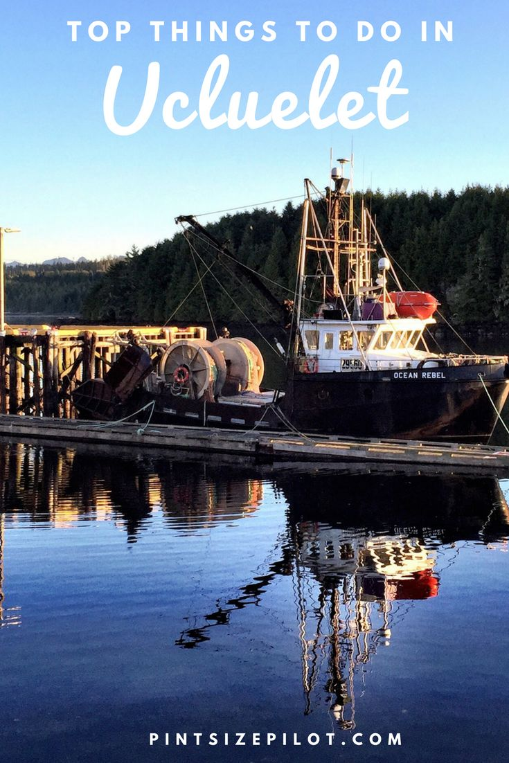 Top things to do in Ucluelet, BC, with kids, including the best Ucluelet hotels and restaurants.