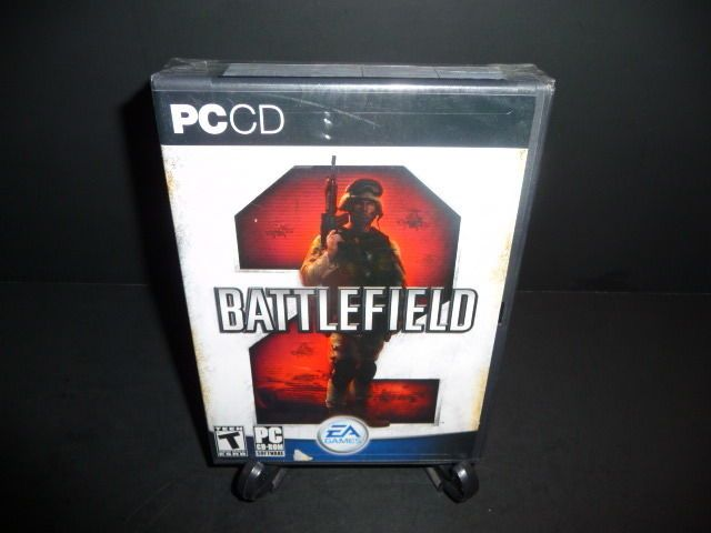 Battlefield 2 (PC, 2005)  New Sealed EA Games