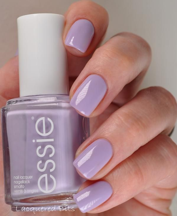 1000+ Ideas About Lilac Nails On Pinterest