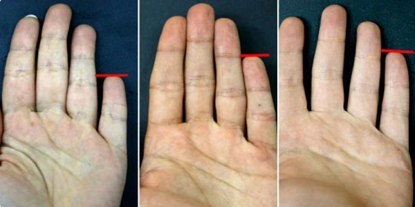 Venez découvrir ce que votre petit doigt (auriculaire) révèle sur votre personnalité !