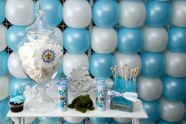 Photo 8 of 38: Prince / Birthday Little Prince  | Catch My Party