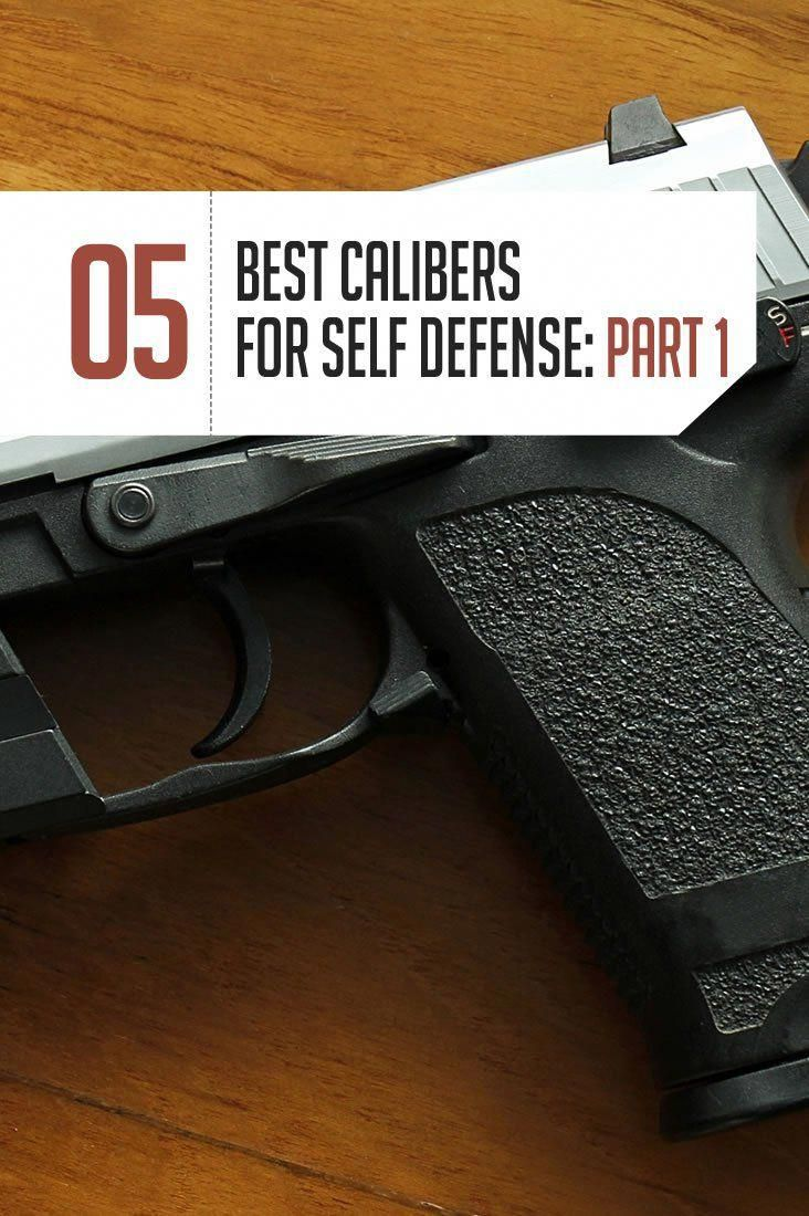 What is the best handgun for self defense? Learn which guns