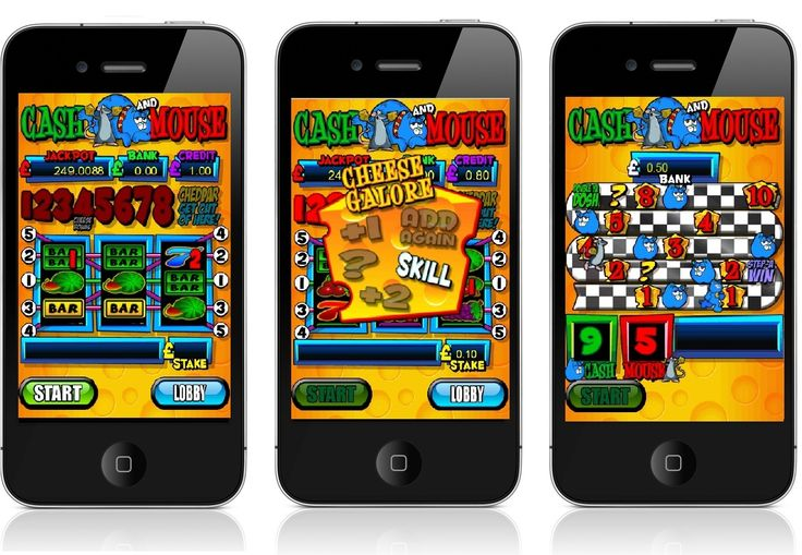 Cash And Mouse Mobile Slot Game Preview