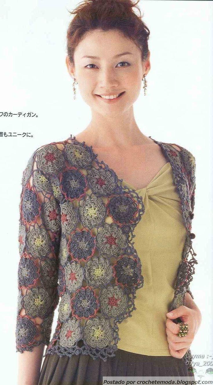 Crochetemoda: April 2013