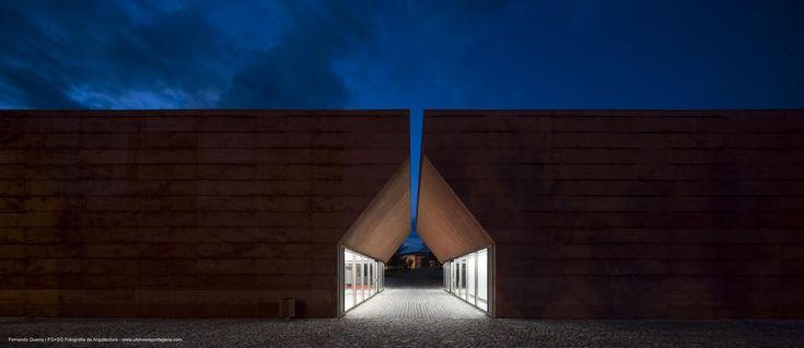 Galeria de Centro de Interpretação da Batalha de Atoleiros / Gonçalo Byrne Arquitectos + Oficina Ideias em Linha - 14