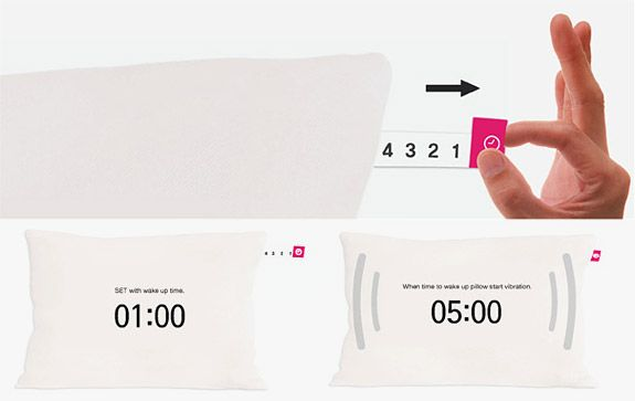 Vibrating pillow alarm clock deaf Seung Jun Jeong, Traditional alarm clocks were so yesterday, and this is why the new clocks are here to captivate people's attention. Pillow alarm clock is the new edition of alarm clocks for deaf people and everyone. People generally set up an alarm clock previously when they go to bed. …