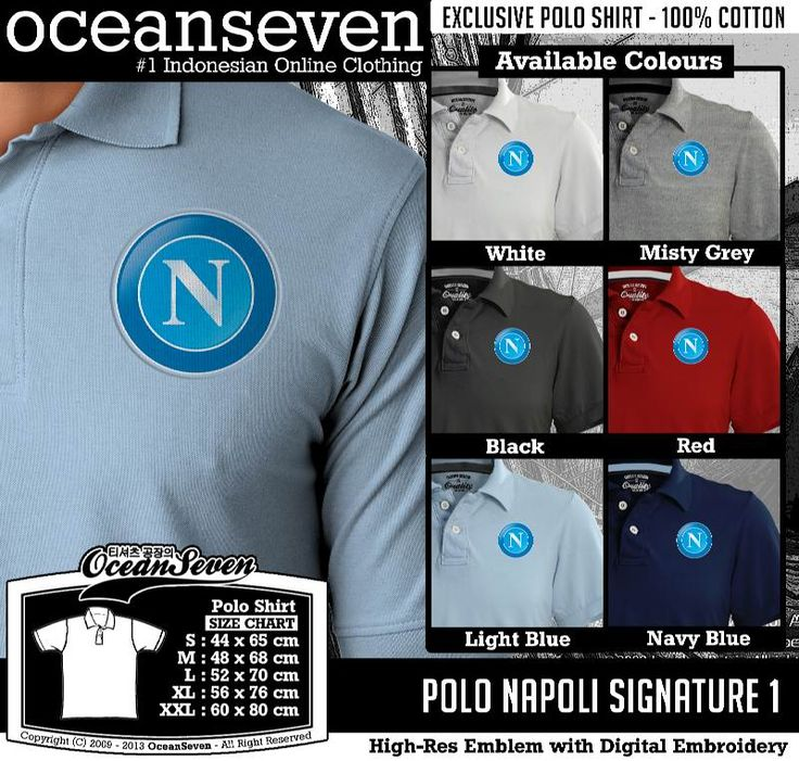 polo napoli signature 1