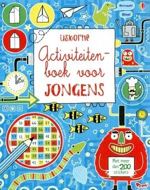 Activiteitenboek voor jongens 8+