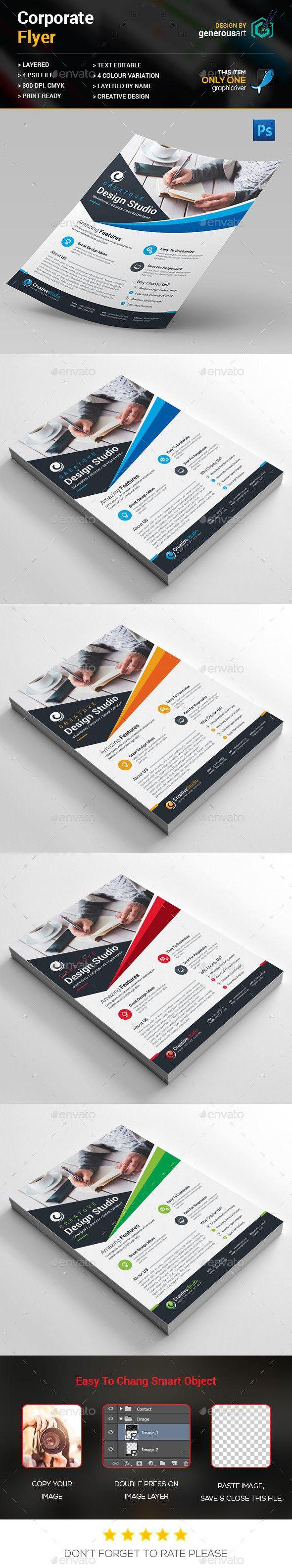 35 Best Flyer Brochure Poster Design Images On Pinterest Design