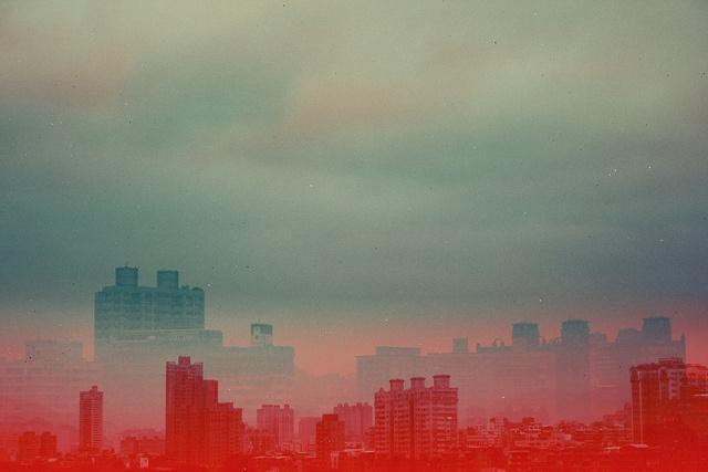 Cityscape (watercolours idea)