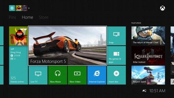 Microsoft lanzará actualización para Xbox One el 11 de febrero.