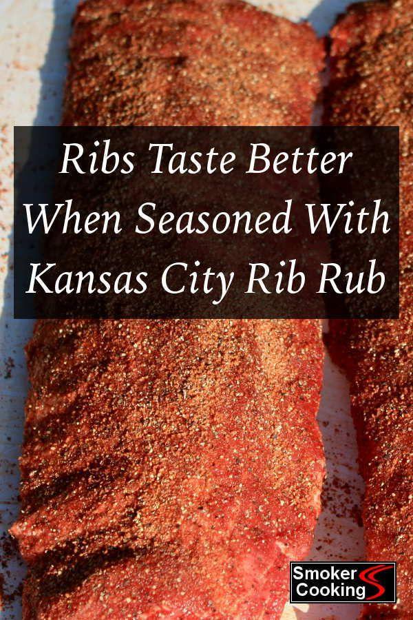 This Kansas City Rib Rub Recipe Adds Loads Of Flavor To Your Pork Ribs Rib Rub Recipe Rub Recipes Kansas City Rib Rub Recipe