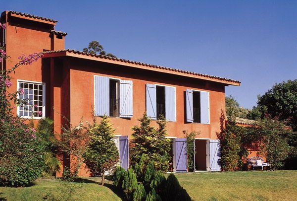 16 fachadas com muita cor - Casa.com.br