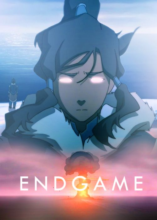 When we hit our lowest point, we are open to the greatest change.    Legend of Korra episode posters| 1x12 Endgame