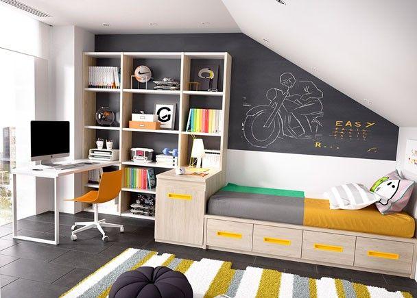 M s de 25 ideas incre bles sobre dormitorio estudiantil en for Dormitorios estudiantes decoracion
