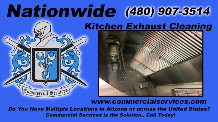 67 best Nationwide Kitchen Exhaust Cleaning images on Pinterest ...