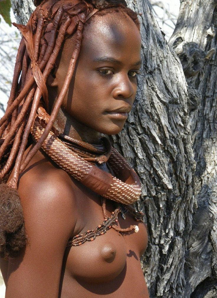 Native African Nude Tribal Women
