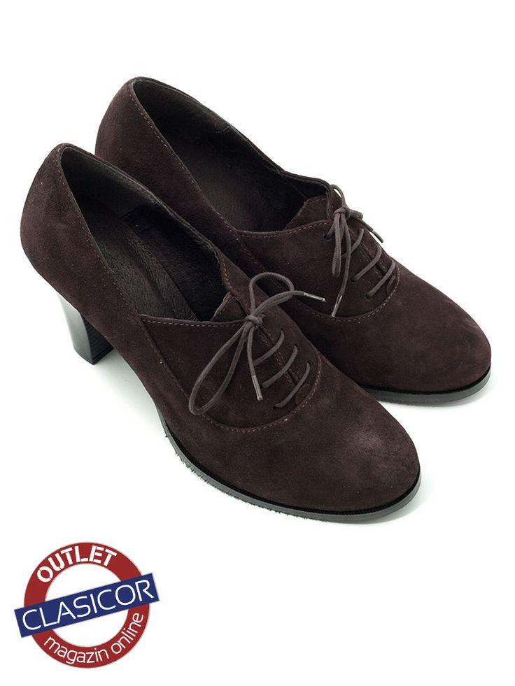 Pantofi din piele pentru femei – 003 | Pantofi piele online / outlet incaltaminte piele | Clasicor