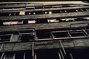 Broken Windows Theory of crime in the inner city...