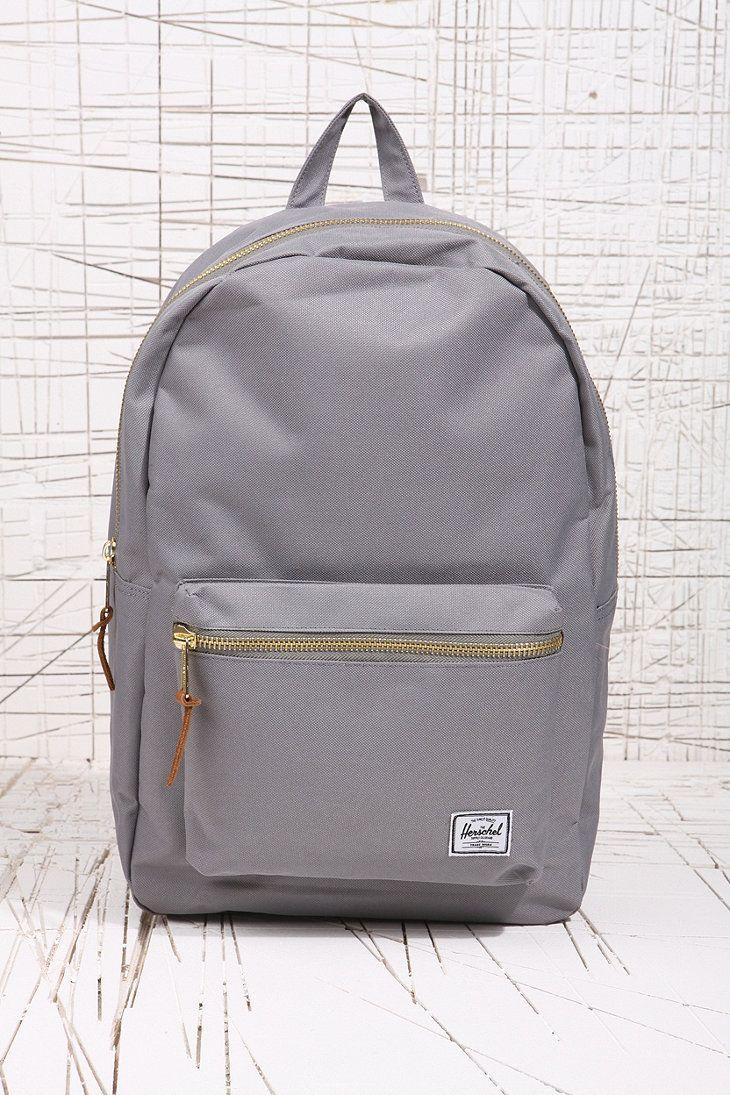 Herschel Settlement Backpack in Grey
