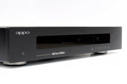 NuForce BDP-93 Edition (3D Blu-ray Disc Player based on OPPO BDP-93)- Region A All 8-channels have been re-engineered for optimal performance. Onboard linear processing circuitry delivers highly regulated and filtered DC power to all analog output stages for lowest noise. Output stage carefully designed to sidestep signal-degrading muting circuitry. Advanced analog filters eliminate phase shifting... #NuForce #CE