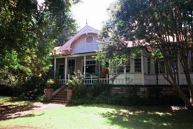 Jan Smuts House Museum. Irene, Pretoria. (Many happy memories for me.)