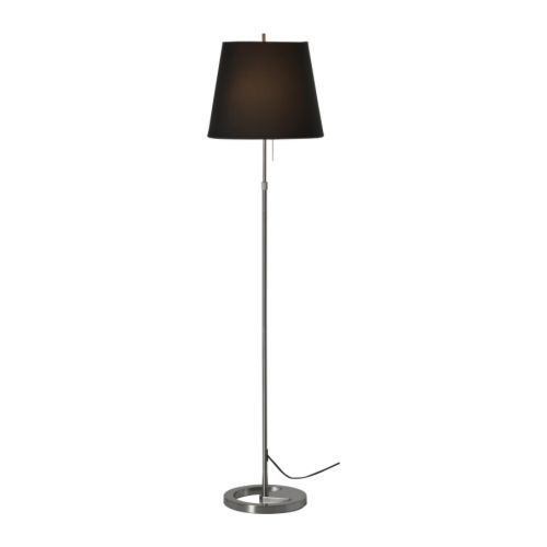 NYFORS Floor lamp IKEA Dimmer function allows the light intensity to be adjusted. Gives both directed and diffused light.