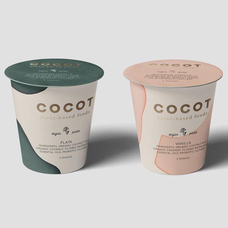 ⠀ ⠀ Ein Konzept für Marken- und Verpackungsdesign für pflanzliche Lebensmittel von Mexi