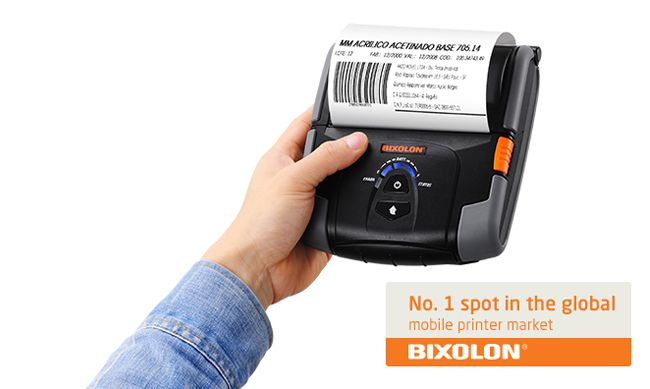Bixolon Mobile Portable Printer SPP-R400