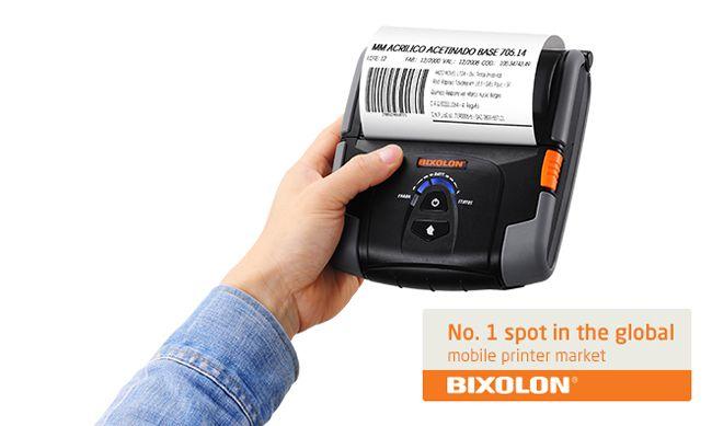 Bixolon Mobile Portable Printer SPP-R400