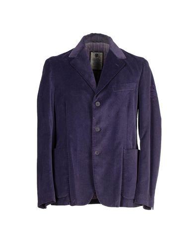 #Cooperativa pescatori posillipo giacca uomo Viola  ad Euro 164.00 in #Cooperativa pescatori posillipo #Uomo abiti e giacche giacche