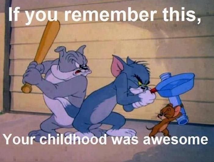 Love Tom and Jerry! | Back n da day | Pinterest