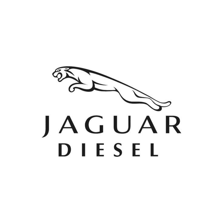 Jaguar Diesel Vinyl Decal   BallzBeatz . com