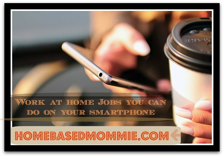 Work at Home Surveys Jobs