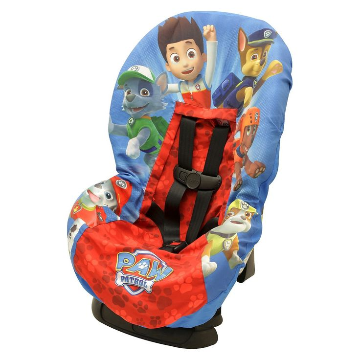 Paw Patrol Car Seat Cover Things I Love Pinterest