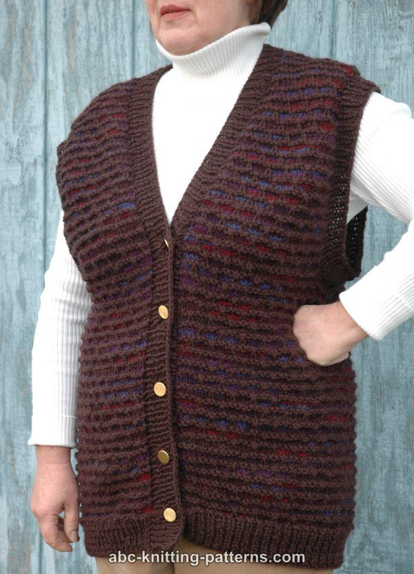 Fails free knitted hats free patterns printable women vest africa plus size