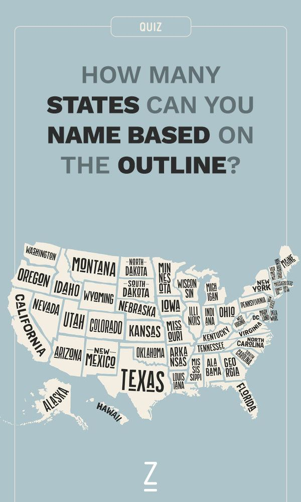 Think you're a geography expert? Take our state outline quiz to test your knowledge!