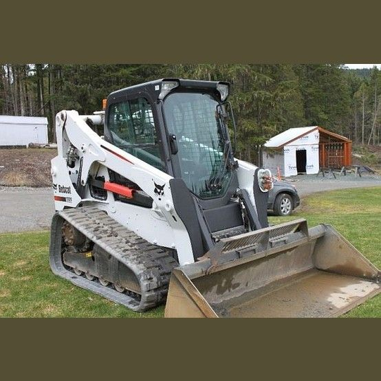Bobcat T650 Skid Steer.  Year: 2013.  2 speed track loader.  Hours: 1,160.     Equipped with:  Fully loaded excluding high flow. Air ride seat. Advanced joystick controls. Hydraulic...