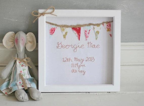 174 best New baby, christening frames images on Pinterest | Babies ...